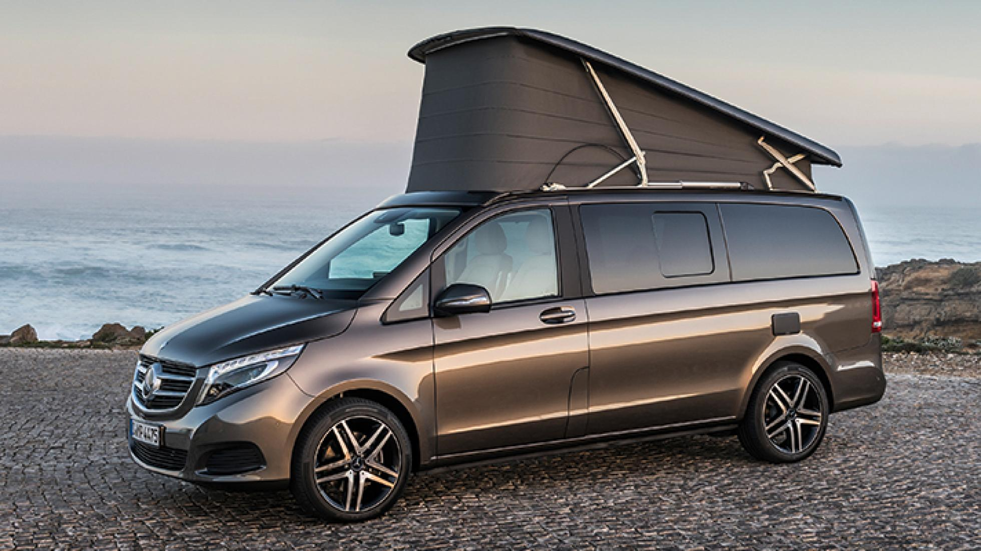 Mercedes Benz Campervan (15)