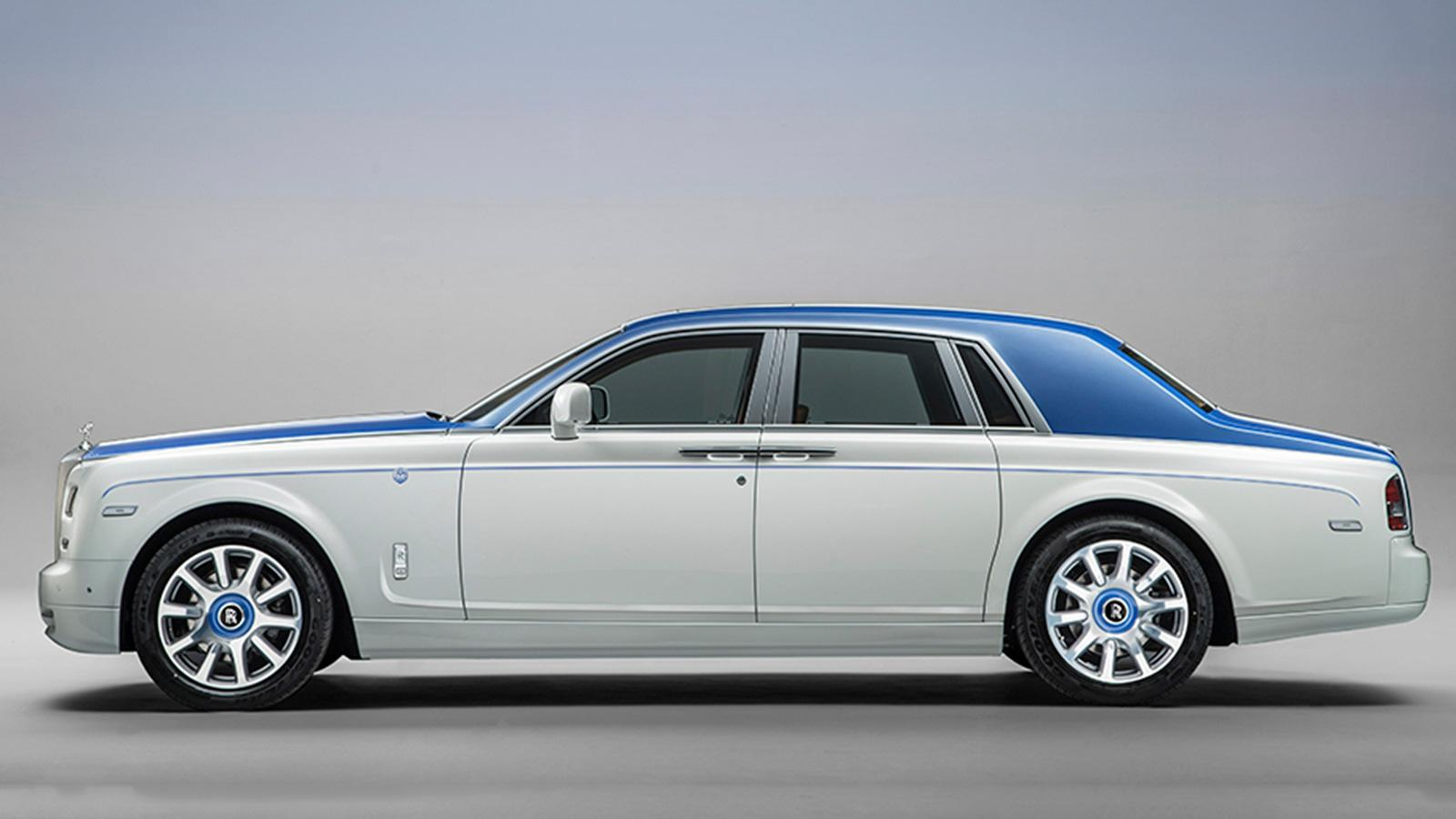 The Rolls-Royce Phantom Nautica (1)
