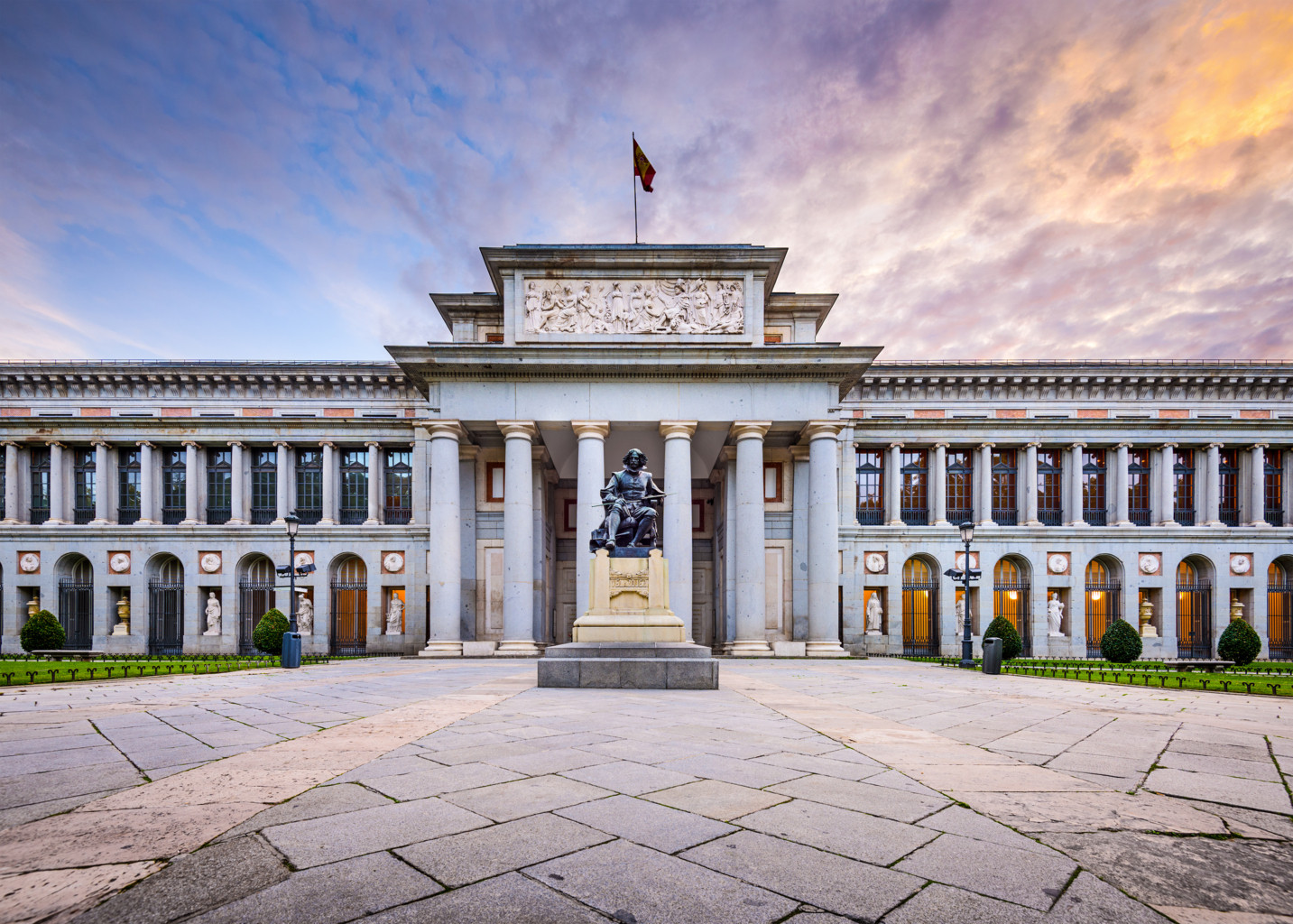an analysis of the prado national museum in central madrid 344 reviews of museo nacional del prado love art museum prado is the biggest museum in madrid we paid the 3660 and bought the national museum pass.