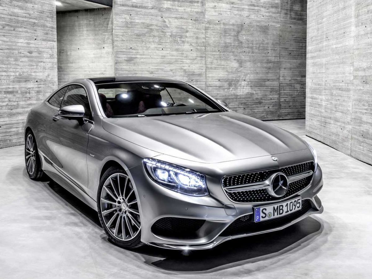 Mercedes-Benz S-Class Coupe (10)