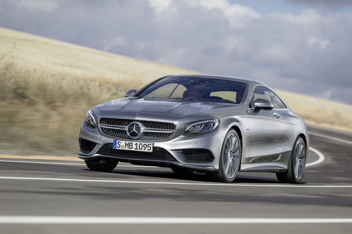 Mercedes-Benz S-Class Coupe (17)