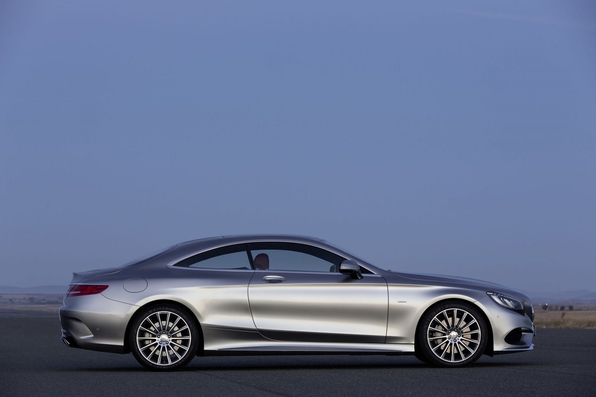 Mercedes-Benz S-Class Coupe (11)