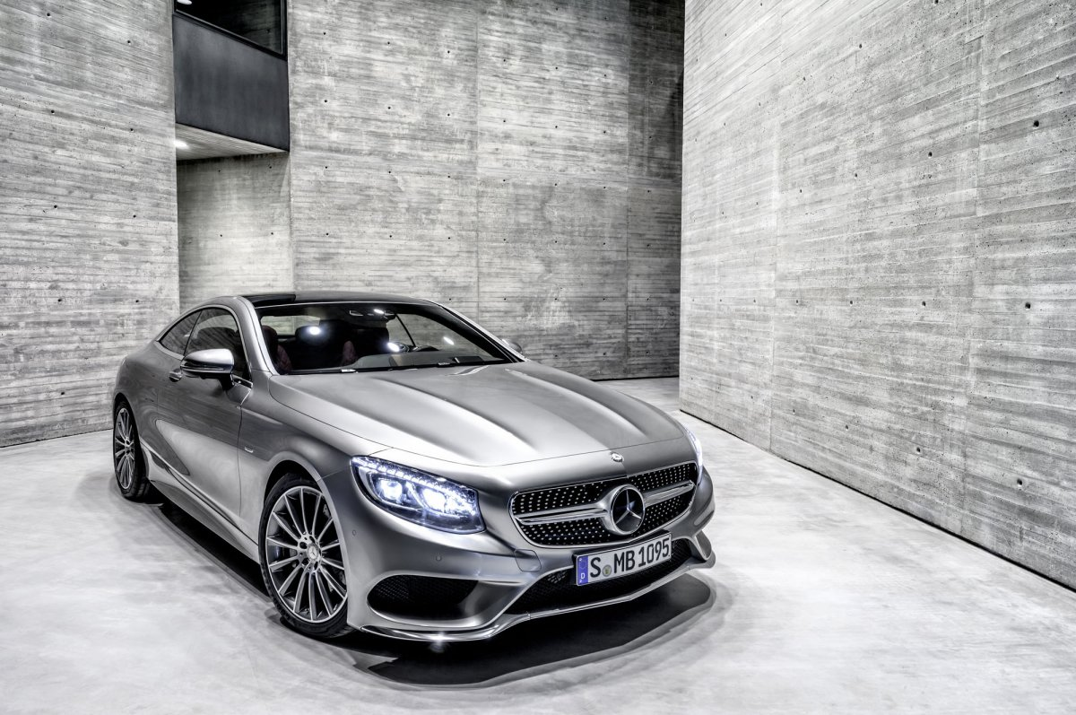 Mercedes-Benz S-Class Coupe (3)