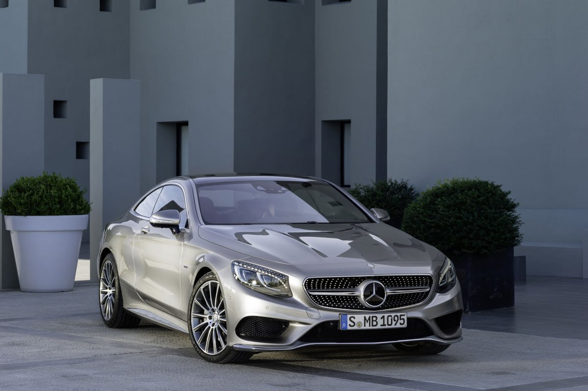Mercedes-Benz S-Class Coupe (12)
