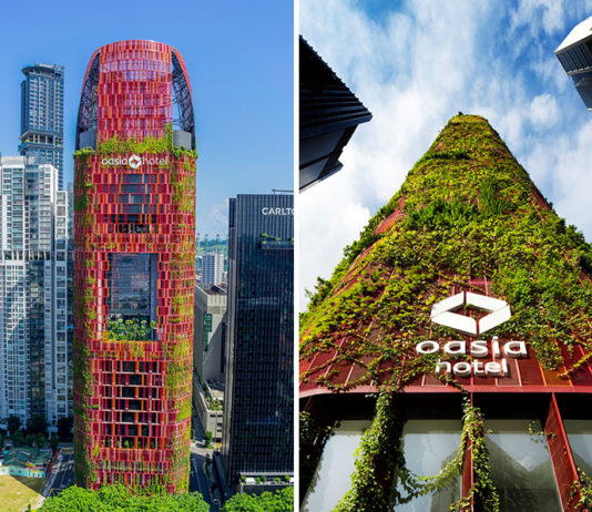 Oasia Hotel DownTown (13)