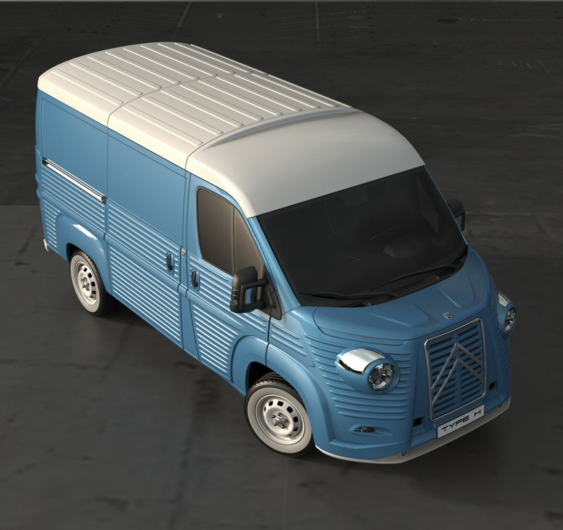 Citroen Type H Van (10)