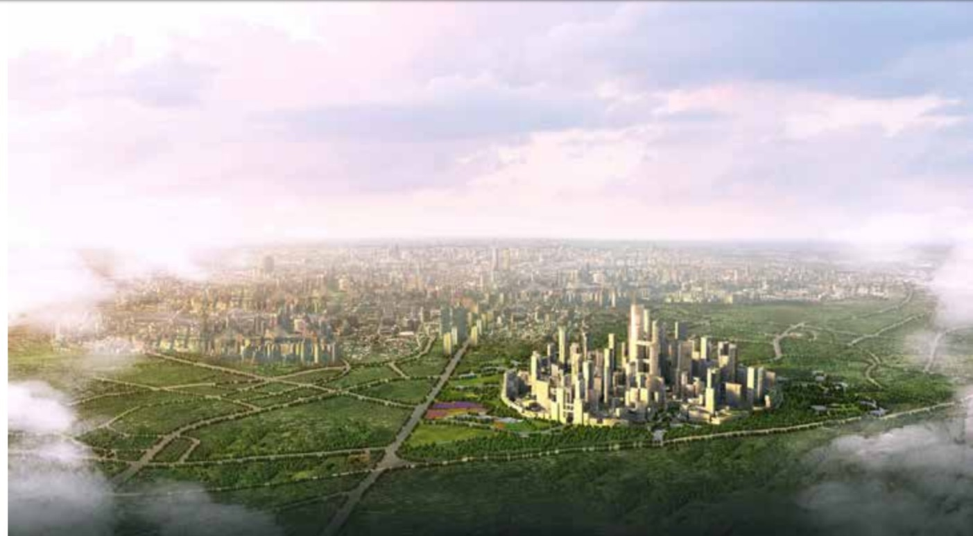 Ченду Chengdu Great City (2)