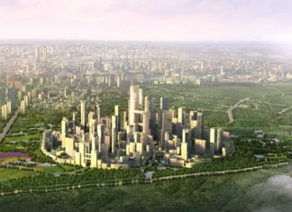 Ченду Chengdu Great City (11)