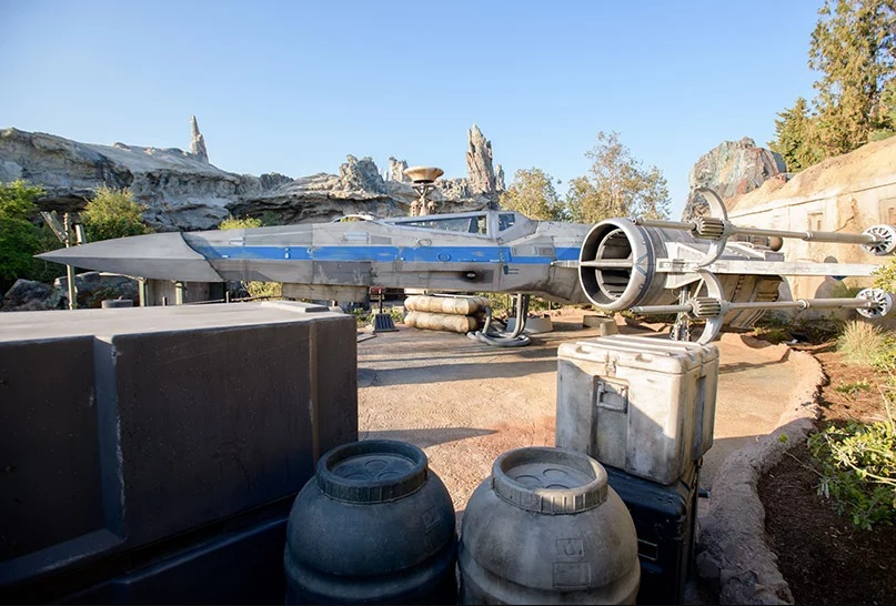 Star Wars Galaxy Edge Disney (9)
