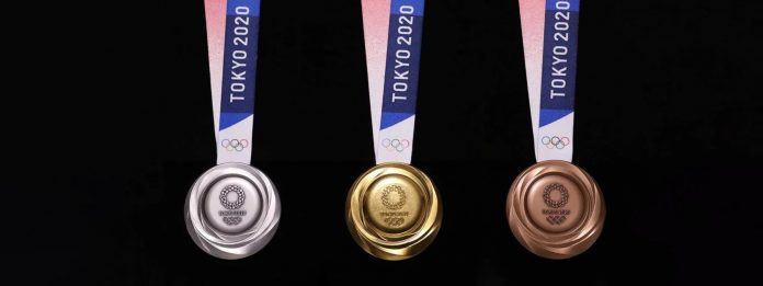 Tokyo 2020 Recycled olympic medals (7)