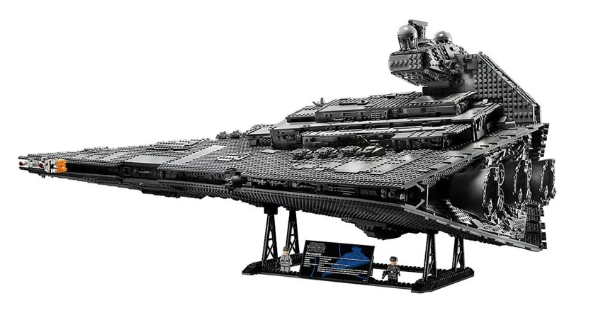 LEGO Star Wars Destroyer (4)