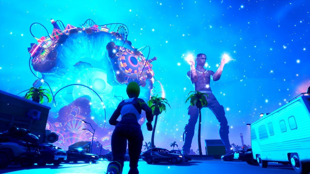 Fortnite Travis Scott Astronomical (2)