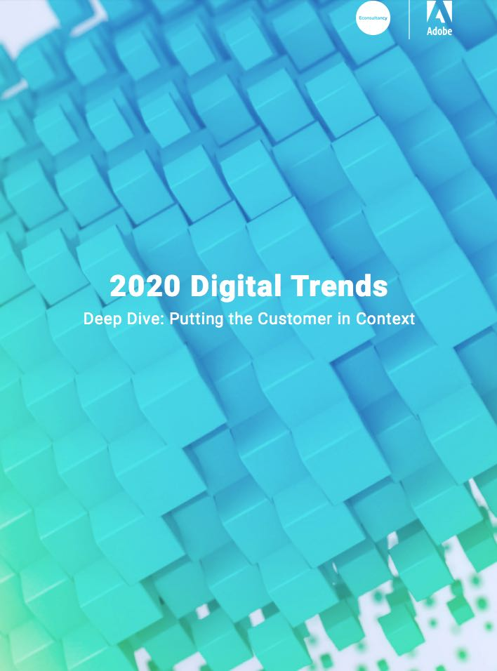 Adobe Digital Trends тренды 2020 (1)